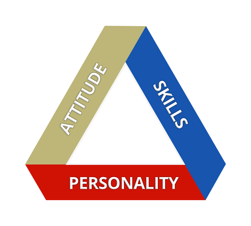 The Qianlead Success Triangle: core of our leadership training strategy